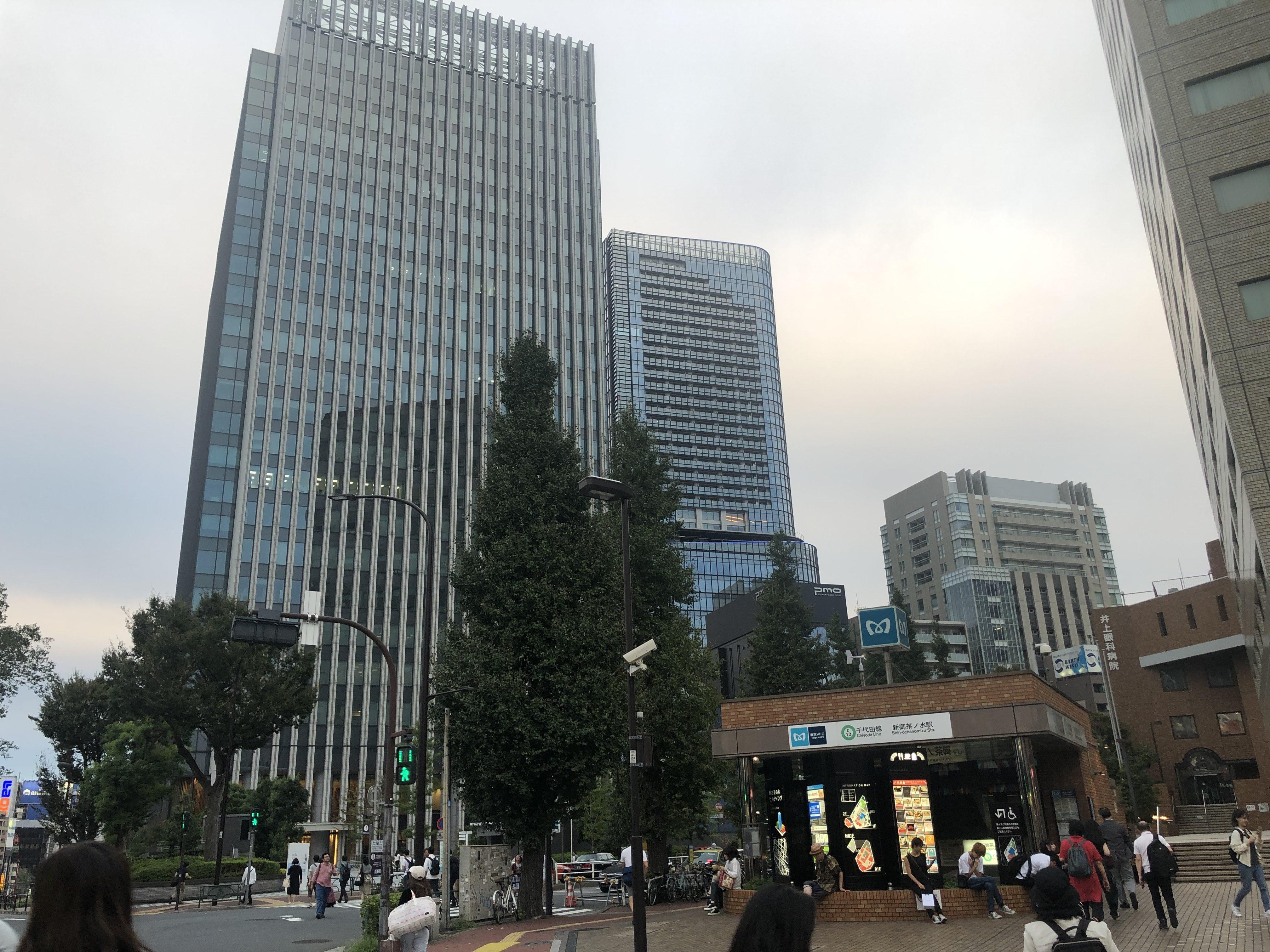 御茶ノ水ソラシティ